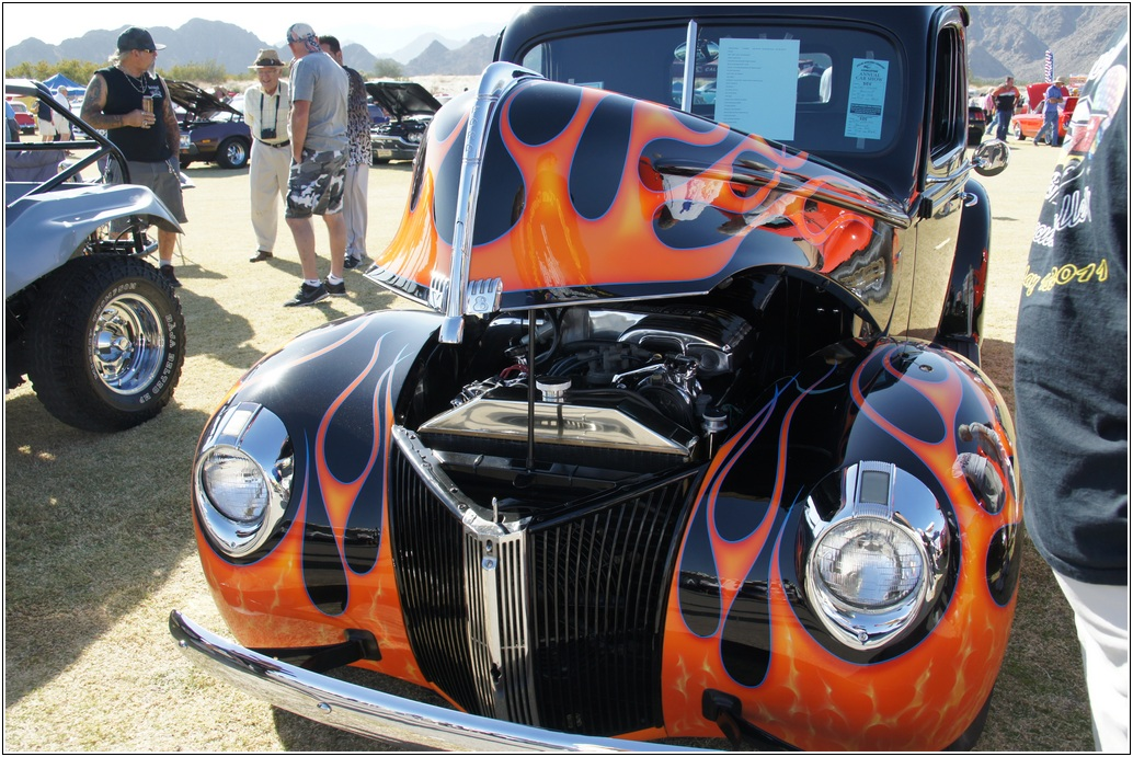 Dr George Car Show  Pictures