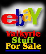 ebay for Valkyrie Stuff