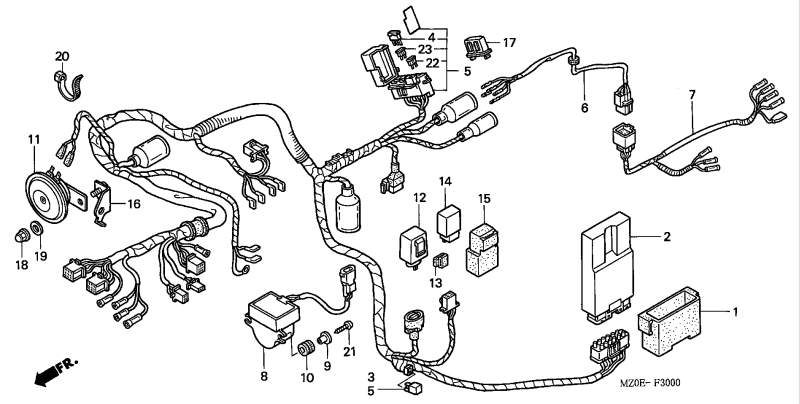 Honda Valkyrie Turn Signal Flasher Wiring Diagram from www.valkyrieriders.com